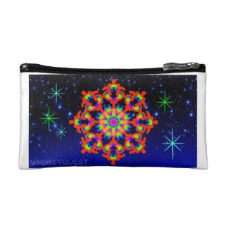 WhimsyQuest Kaleidoscope Bag Orange Lover