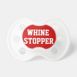 Whine Stopper Funny Baby Pacifier