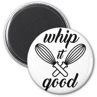 Whip It Good 6 Cm Round Magnet