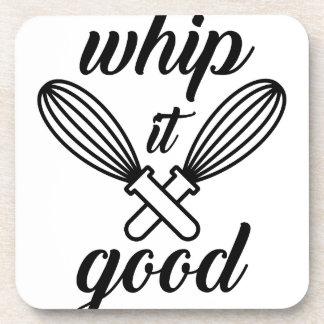 Whip It Good Coaster