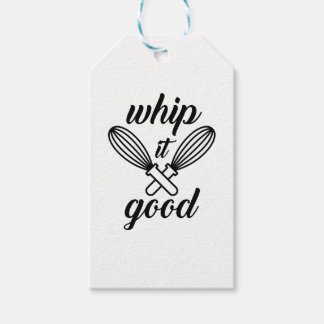 Whip It Good Gift Tags
