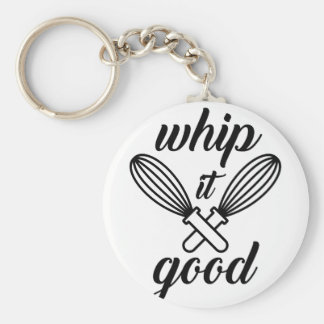 Whip It Good Key Ring