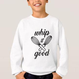Whip It Good Sweatshirt
