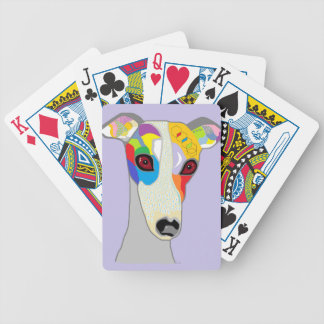 WHIPPET BICYCLE PLAYING CARDS