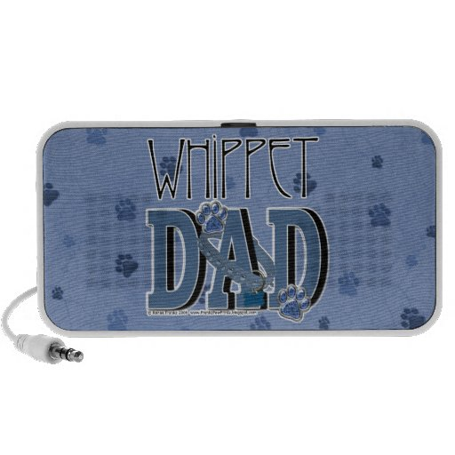 Whippet DAD Portable Speakers