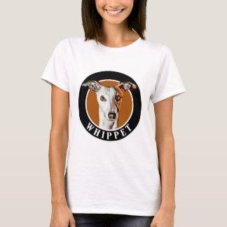 Whippet Dog 002 T-Shirt