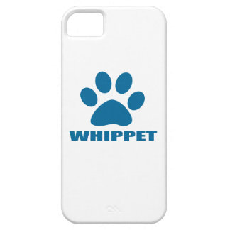 WHIPPET DOG DESIGNS BARELY THERE iPhone 5 CASE