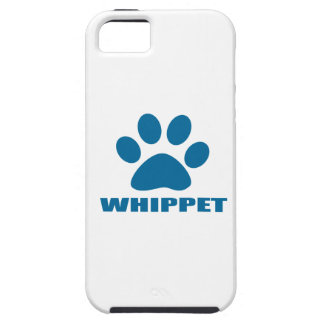 WHIPPET DOG DESIGNS iPhone 5 CASE