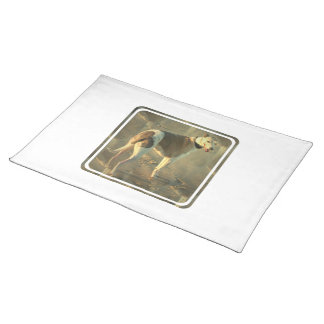 Whippet Dog  Placemat