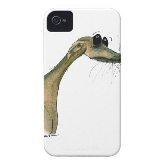 WHIPPET dog, tony fernandes Case-Mate iPhone 4 Case