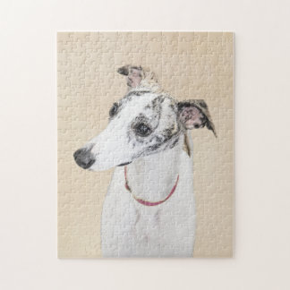 Whippet Jigsaw Puzzle