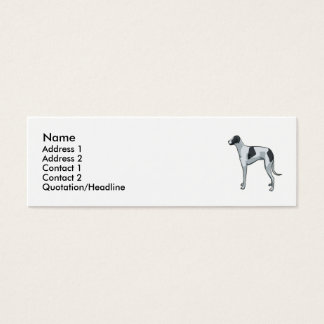 Whippet Mini Business Card