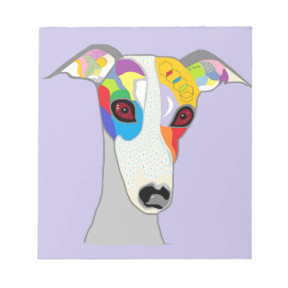 WHIPPET NOTEPAD