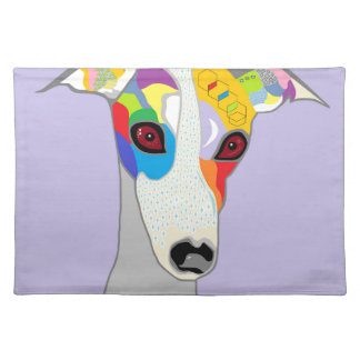 WHIPPET PLACEMAT