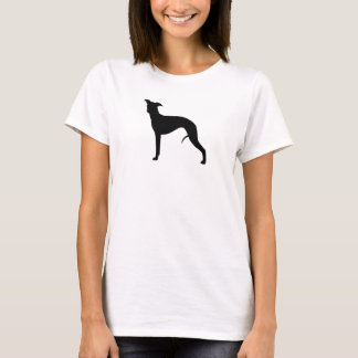Whippet Silhouette T-Shirt