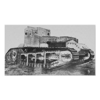 Whippet Tank Poster