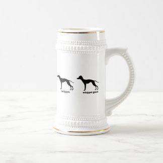 Whippet, Whippet Good Funny Dog Breed Coffee Mug