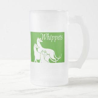 Whippets Coffee Mugs