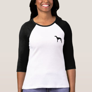 Whippets Must Be Loved T Shirt