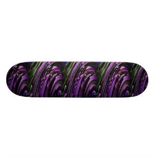 Whirl Wind Purple Skateboard