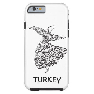 Whirling Dervish Tough iPhone 6 Case