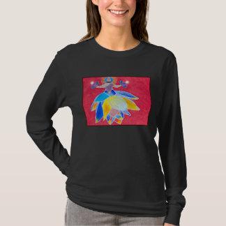 Whirling Lotus T-Shirt