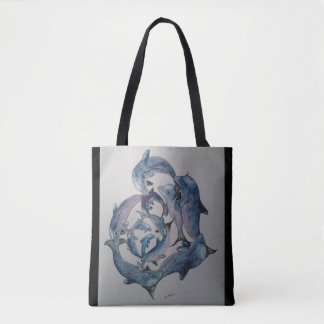 Whirlpool  All-Over-Print Tote Bag