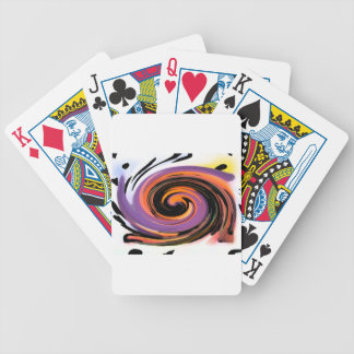 Whirlpool Bicycle Playing Cards