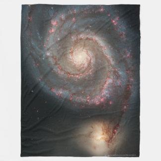 Whirlpool Galaxy M51 Fleece Throw