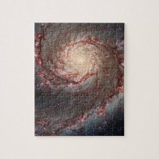 Whirlpool Galaxy Puzzle