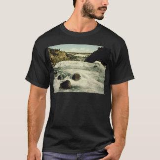 Whirlpool Rapids Niagara Falls New York 1898 T-Shirt