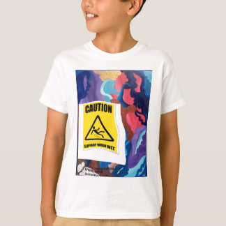 Whirlwind Slippery When Wet T-Shirt