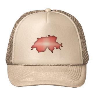 Whisker - Switzerland Mesh Hats