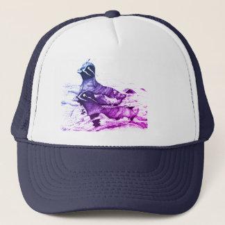 Whiskered Auklet Trucker Hat