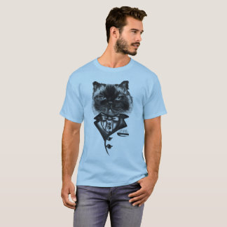 Whiskers and Bowties T-Shirt