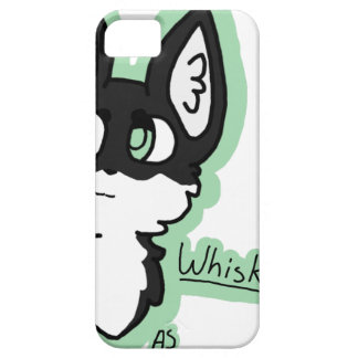 Whiskers iPhone 5 Cases
