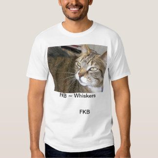 Whiskers Tees