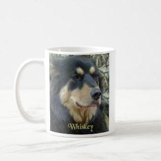 Whiskey 2 Best friend left handed Mug