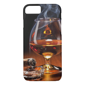 Whiskey and Cigar iPhone 8/7 Case