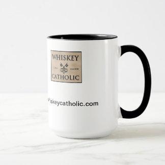 Whiskey Catholic Mug