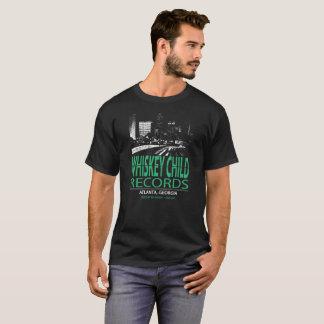 "WHISKEY CHILD RECORDS - T-Shirt ""Atlanta"" Design"