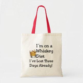Whiskey Diet Tote Bag