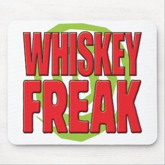 Whiskey Freak R Mouse Mat