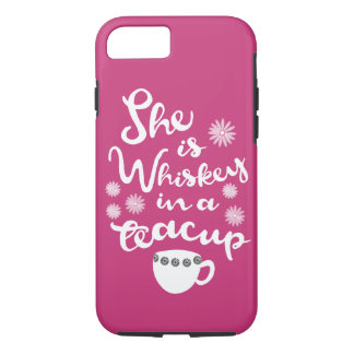 Whiskey In A Teacup Tough Phone Case