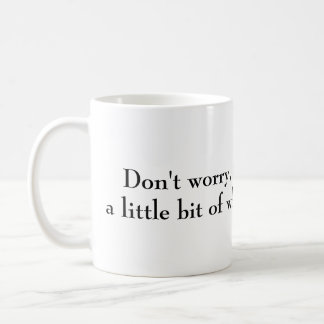 Whiskey In My Coffee Mug