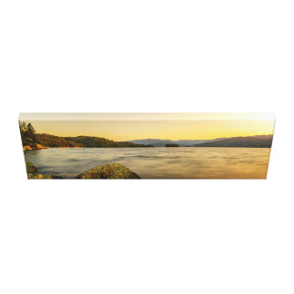 Whiskey in the Morning Canvas Print