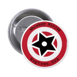 Whiskey Ninjas button