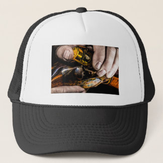 Whiskey Shot Cap