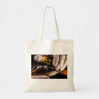 Whiskey Shot Tote Bag