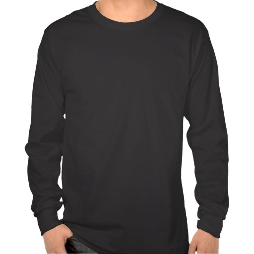 Whiskey Tango Foxtrot Grunge Look Men's LS T-Shirt